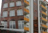 mycie budynków mieszkalnych