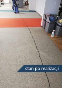 cennik czyszczenia dywanow i wykladzin po pracy