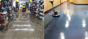czyszczenie i polimeryzacja posadzek Toruń SCO CLEAN UP