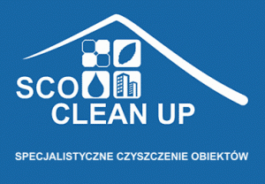 SCO CLEAN UP - Specjalistyczne Czyszczenie Obiektów