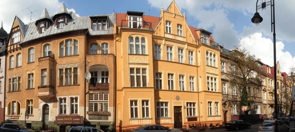 mycie elewacji Bydgoszcz