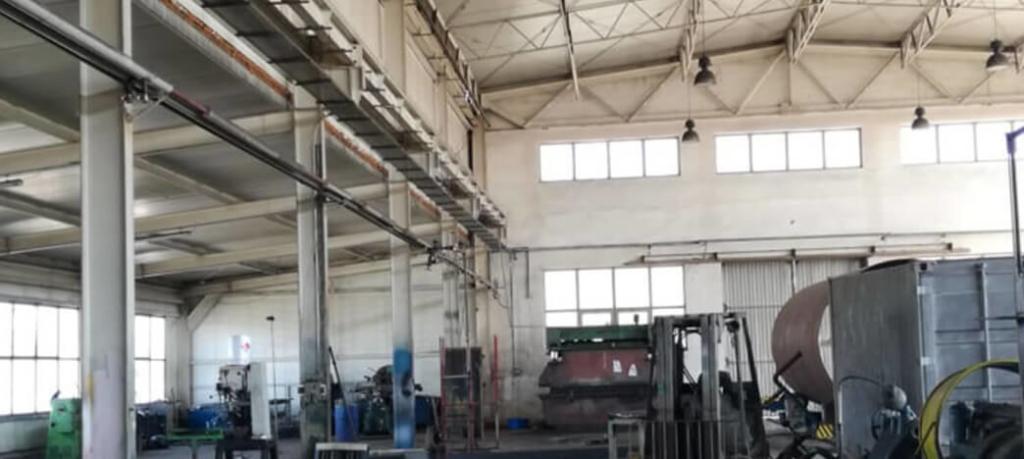 mycie konstrukcji stalowych SCO CLEAN UP