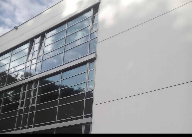 mycie okien i elewacji segmentowej Gdynia