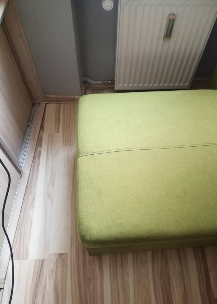 odplamianie tapicerki z sofy