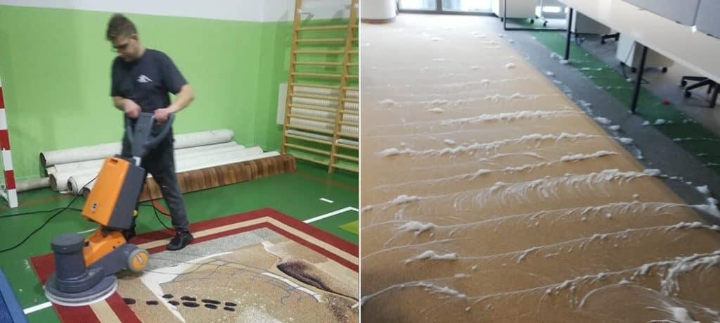 pranie wykladzin i dywanow bydgoszcz