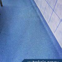 oczyszczona powierzchnia w łazience