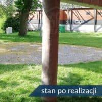 usuwanie graffiti Warszawa stan po 5